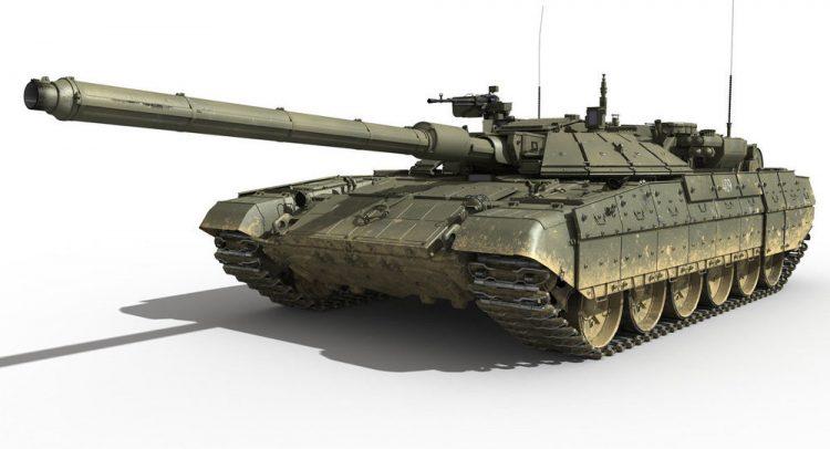 إنفوجرافيك.. تعرف على أفضل خمس دبابات في العالم