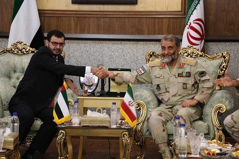 توقع مراقبون تقارباً أكثر خلال الفترة القادمة.. سيناريوهات التقارب الإماراتي الإيراني في اليمن!