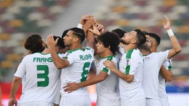 العراق يحصد الفوز في الجولة الثانية بتغلبه على فلسطين في بطولة غرب آسيا 2019