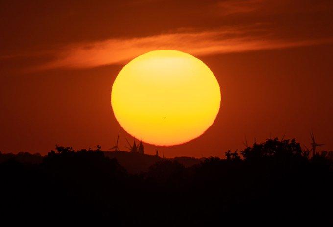 حرارة الأرض تزداد بشكل مخيف!