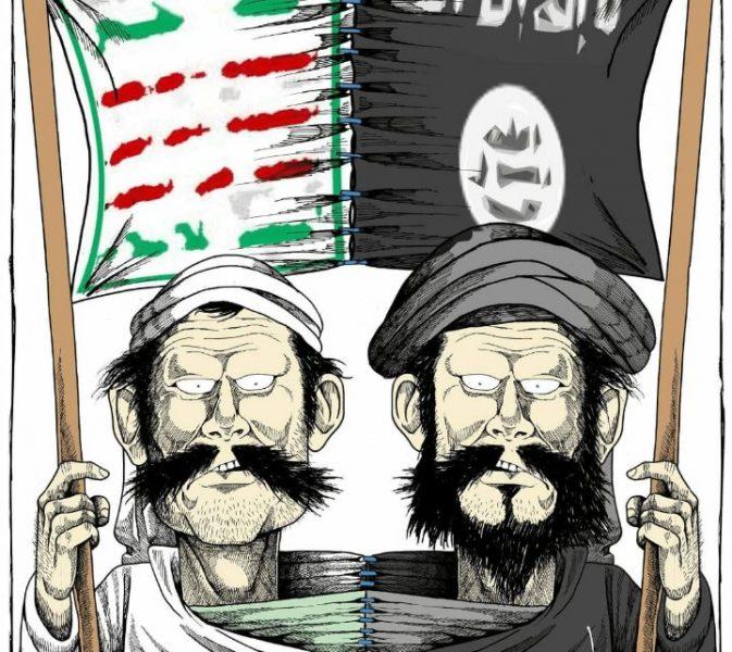 تحالف مليشيا الحوثي وتنظيم القاعدة