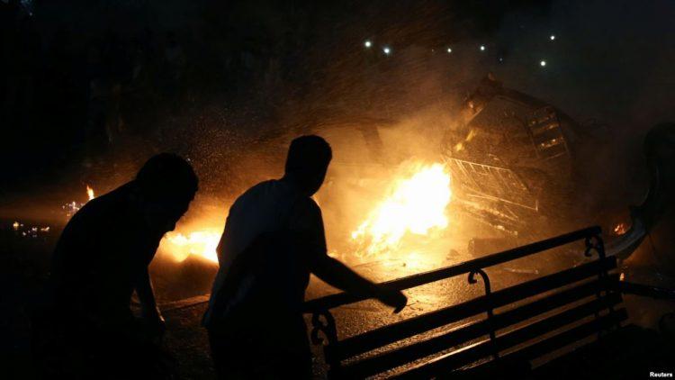 انفجار معهد الأورام في القاهرة لم تكن عملية إرهابية وإنما عملية تصفية.. تفاصيل
