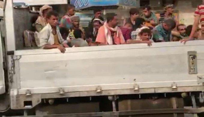 الترحيل القسري لأبناء المحافظات الشمالية من جنوب اليمن وعلاقة الإمارات بهذه الجريمة!