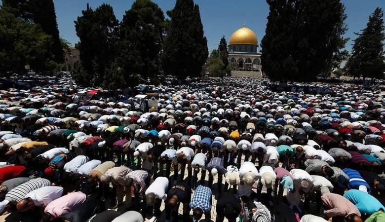 """منظمات يهودية متطرفة تطالب بـ""""تأجيل صلاة عيد الأضحى"""" في الأقصى"""