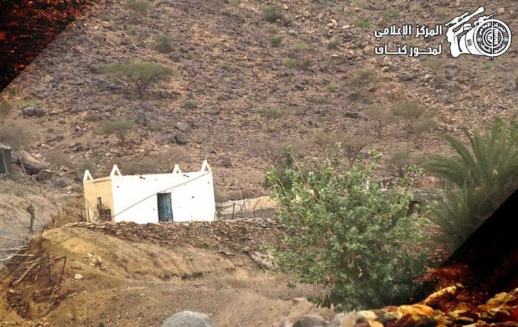 قوات الجيش الوطني تتقدم في كتاف بصعدة وتسيطر على مواقع جديدة