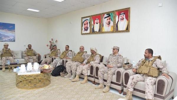 الحكومة الشرعية تحمل الامارات مسؤولية الانقلاب في عدن