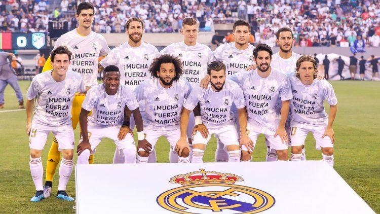 بدون هازارد.. ريال مدريد يبدأ الموسم بمواجهة ضد سيلتا فيغو في الدوري الإسباني