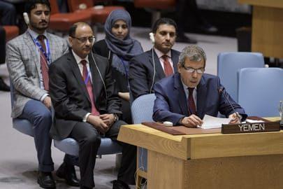 في كلمتها لمجلس الأمن.. اليمن تحمل الإمارات المسؤولية الكاملة عن أحداث التمرد المسلح في المحافظات الجنوبية