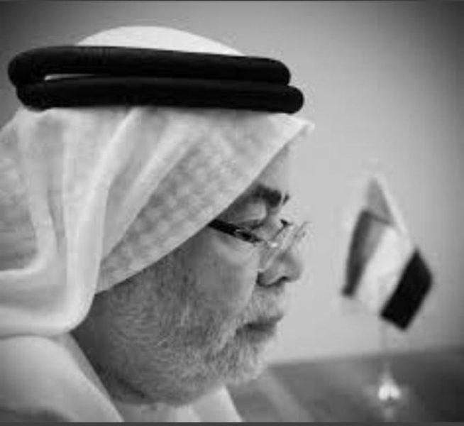 الشاعر والكاتب الإماراتي حبيب الصايغ في ذمة الله