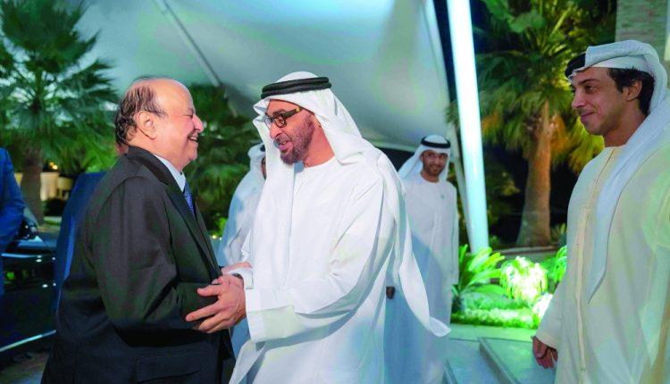 ورد الان.. الرئيس هادي يوقع على رسالة تطالب التحالف بإنهاء تواجد الإمارات داخل الاراضي اليمنية
