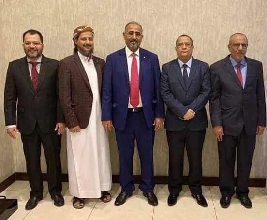وفد الإنتقالي المدعوم إماراتيا يغادر جدة دون التفاوض مع الحكومة اليمنية