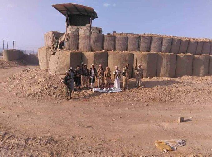 """شبوة.. تساقطت معسكرات """"النخب الاماراتية"""" وأحكم الجيش الوطني سيطرته على المحافظة"""