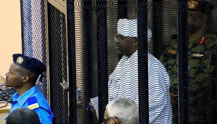 محكمة سودانية تصدر حكماً مخففاً على الرئيس السوداني المعزول