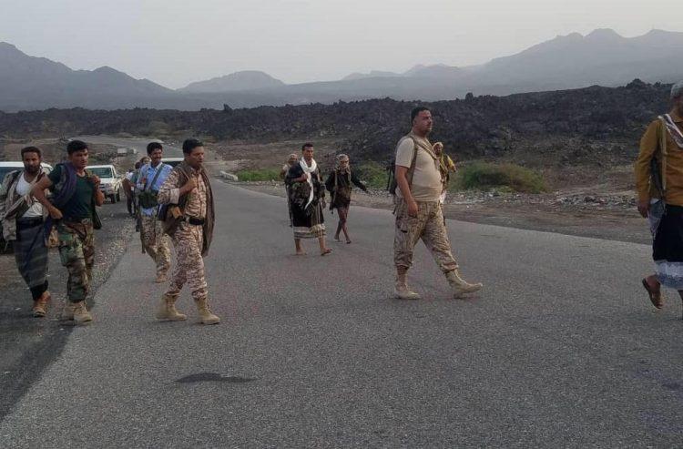الجيش الوطني يحرر موقعاً استراتيجيا بالقرب من مدينة زنجبار