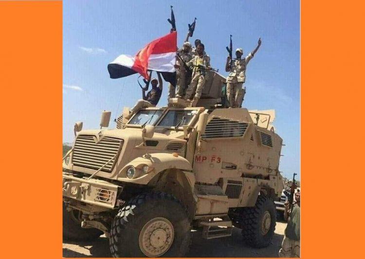 """الجيش الوطني يواصل تقدمه ويستعيد معسكرات الحماية الرئاسية في عدن """"مستجدات"""""""