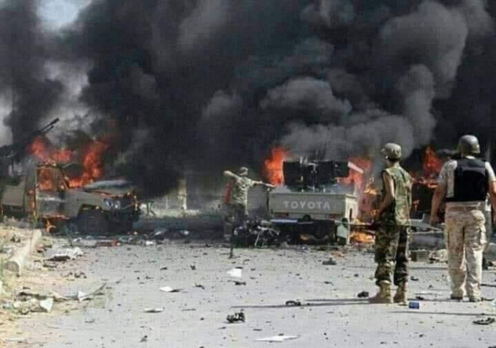 عاجل: وزارة الدفاع تعلن عن عدد القتلى والجرحى في الغارات الجوية الإماراتية