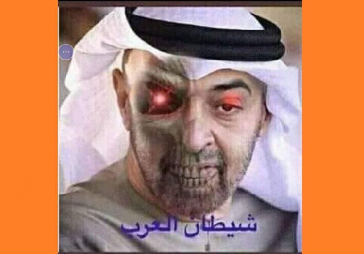 عدن نيوز مغردون يهاجمون ابن زايد على تويتر واتهامات لدولته