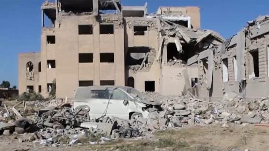 منظمة دولية تطالب بمحاسبة الجناة في قصف سجن بذمار