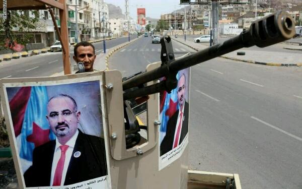 مليشيات الانتقالي الجنوبي تختطف ضابطاً في العاصمة المؤقتة عدن