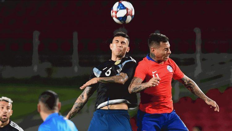 الأرجنتين تتعادل في مبارة ودية مع تشيلي في غياب ميسي