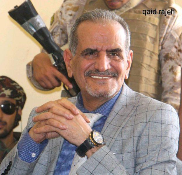 """بالبدوي """"عائدون الى عدن غصبا والا طربا"""".. مسؤول حكومي يعد عدن بالعودة إليها قريبا"""
