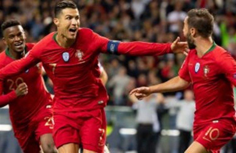 برباعية.. البرتغال تسحق صربيا ضمن تصفيات يورو 2020