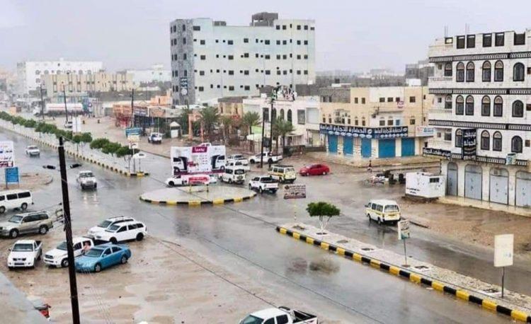 مصدر امني يوضح حقيقة الانفجار في مدينة عتق مساء امس