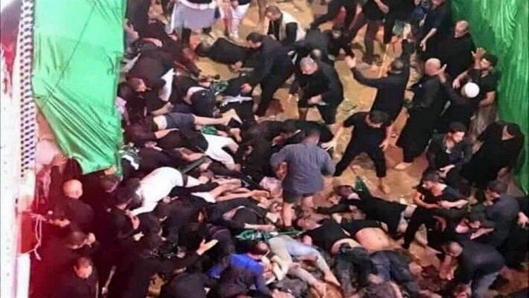 مقتل وإصابة أكثر من 120 عراقي في حادث تدافع خلال تأدية الشيعة مراسم عاشوراء في كربلاء