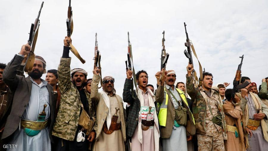 """الجوف.. جرحى من عناصر ميليشيات الحوثي جراء اشتباكات مع مسلحين من قبيلة """"ذو حسين"""""""