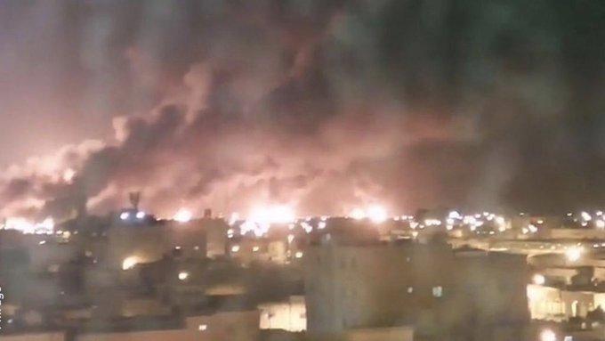 مليشيات الحوثي تتبنى الهجمات على منشأتي نفط سعوديتين