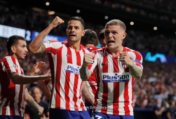 اتلتيكو مدريد يحرم يوفنتوس من ثلاث نقاط في آخر دقيقة بدوري ابطال اوروبا