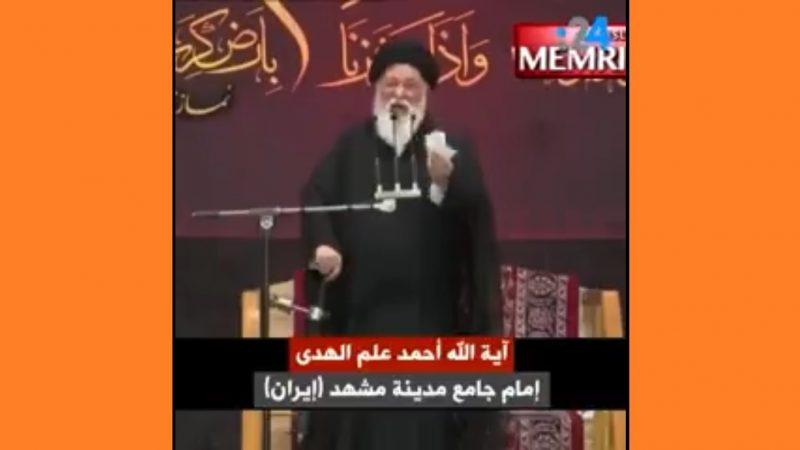 شاهد بالفيديو.. اعتراف ايراني رسمي بضرب أرامكو السعودية