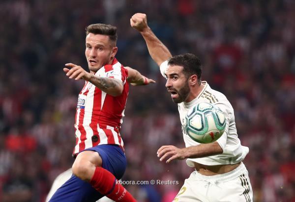 التعادل السلبي يحسم قمة ريال مدريد واتلتيكو مدريد في الدوري الاسباني