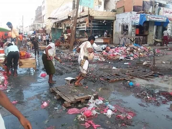 """ناشطون يسخرون.. شاهد جسور محمد بن زايد """"العملاقة"""" في عدن"""