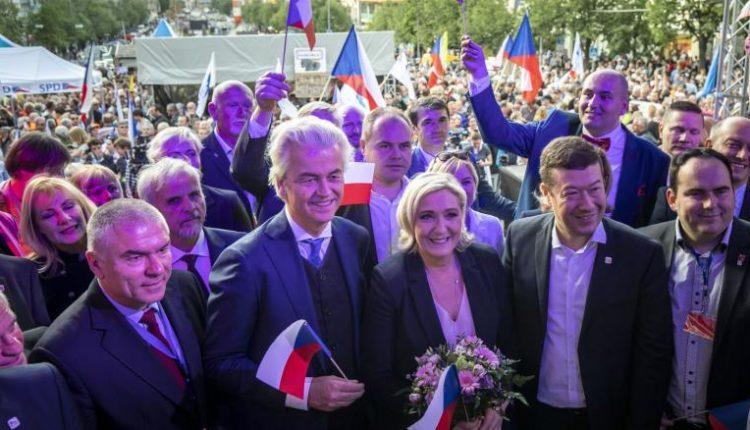 تحقيق فرنسي يفضح إنقاذ النظام الإماراتي حزب معادي للاسلام في فرنسا من الإنهيار