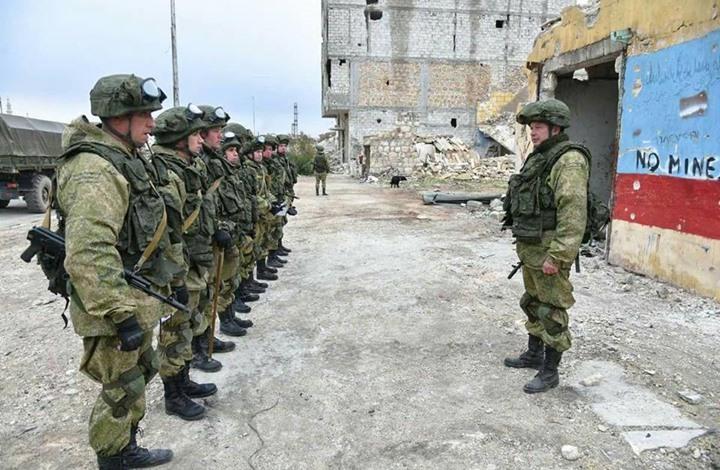 سوريا.. أنباء عن مقتل ضباط روس في انفجار ضخم بريف حماة