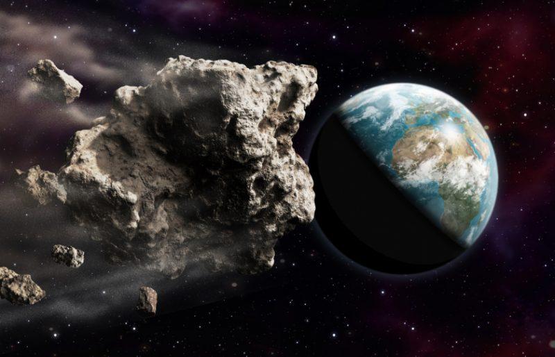 وكالة ناسا الامريكية تكشف عن 16 كويكباً مدمراً تتجه نحو الأرض هذا الأسبوع