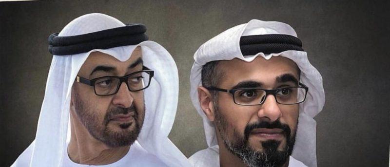 محمد بن زايد يعين أبنائه بمناصب قيادية بإمارة أبوظبي