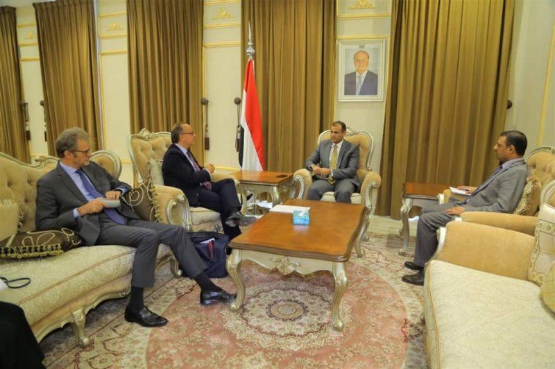 اليمن تناقش مع التحالف الدولي وضع التراث اليمني وسبل حمايته ومنع تداوله