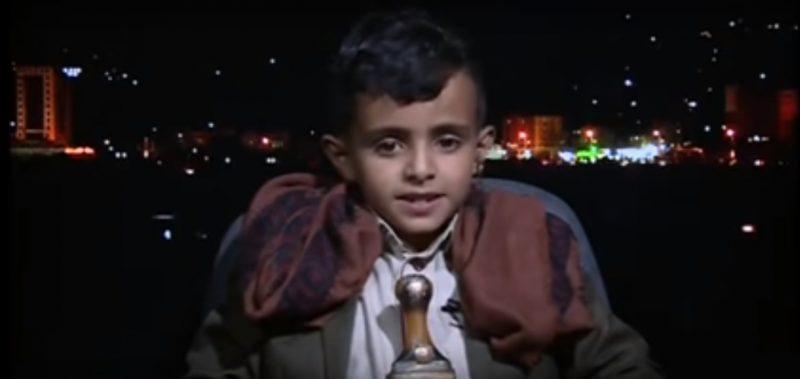 """شاهد.. الطفل اليمني """"بائع الماء"""" يطرب العالم من على شاشة الـ""""BBC"""""""