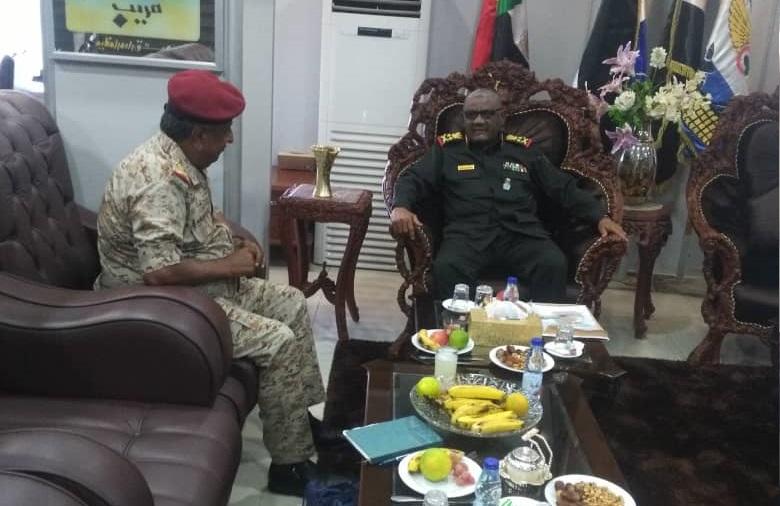 السودان تجدد مساندتها بقوة للشرعية اليمنية ممثلة بالرئيس هادي