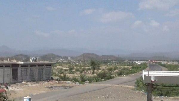 قوات الجيش تصد هجوم لمليشيا الحوثي في الفاخر وتكبدها خسائر فادحة