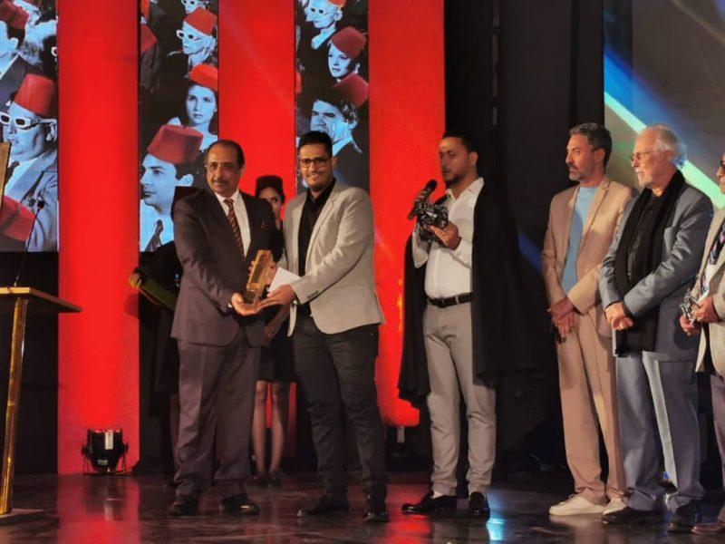 """الفيلم اليمني """"عشرة أيام قبل الزفة"""" يفوز بجائزة افضل سيناريو في مهرجان الفيلم العربي"""