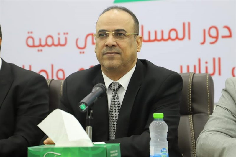 ابرز 23 ملف للوزير احمد الميسري في 2019م