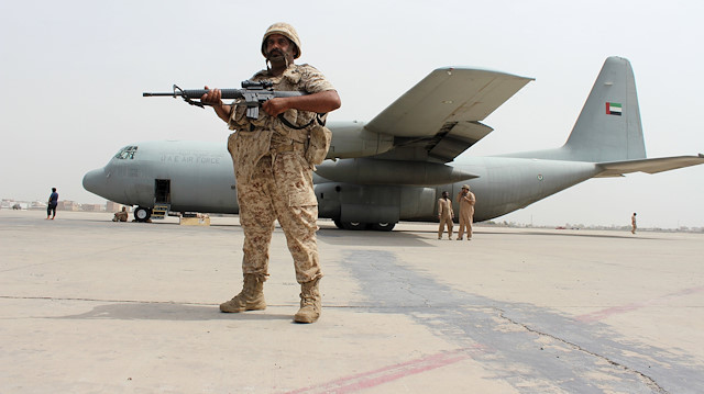 UAE: our troops withdrew from Aden