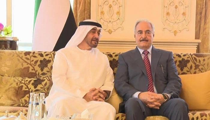مجلس الدولة الاعلى في ليبيا يدعو لمقاطعة ومقاضاة دولة الامارات بعد دعمها لحفتر