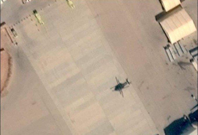 صور فضائية تظهر طائرات عسكرية في قاعدة تسيطر عليها الإمارات في ليبيا
