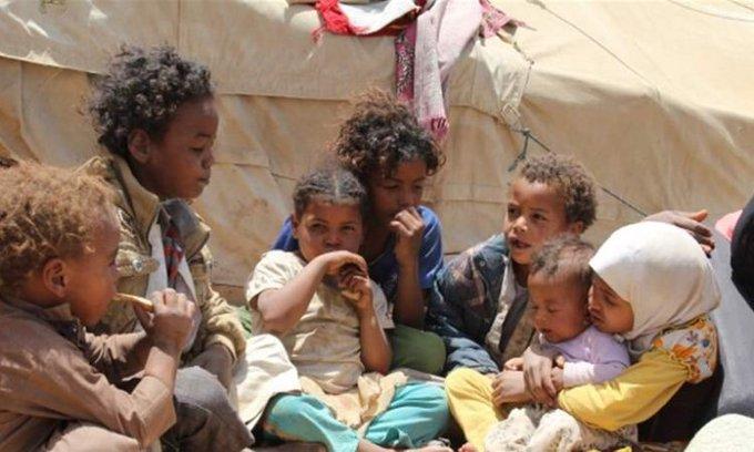 البنك الدولي: يواجه 70% من السكان في اليمن خطر الجوع