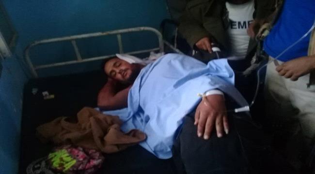 """مليشيات الحزام الأمني تداهم أحد مستشفيات عدن وتخطف الجريح """"الكلدي"""""""