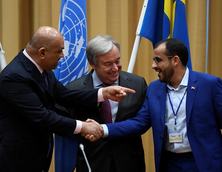 عام من اتفاق ستوكهولم.. السلام في اليمن صعب المنال مميز